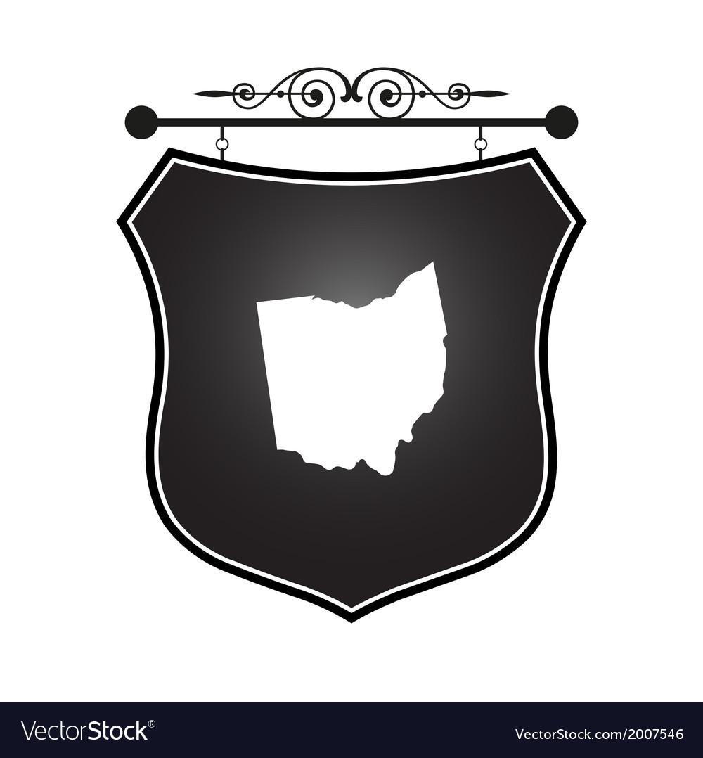 Ohio vector | Price: 1 Credit (USD $1)