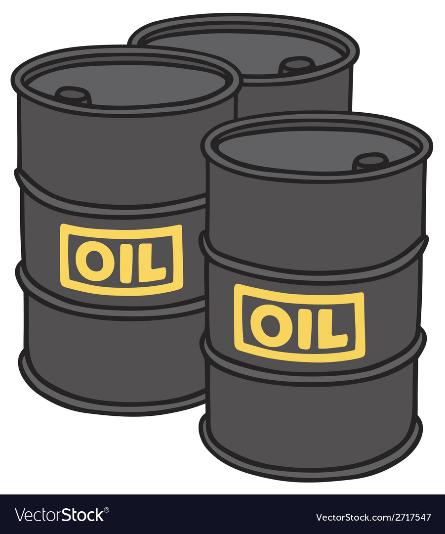 Barrels vector | Price: 1 Credit (USD $1)
