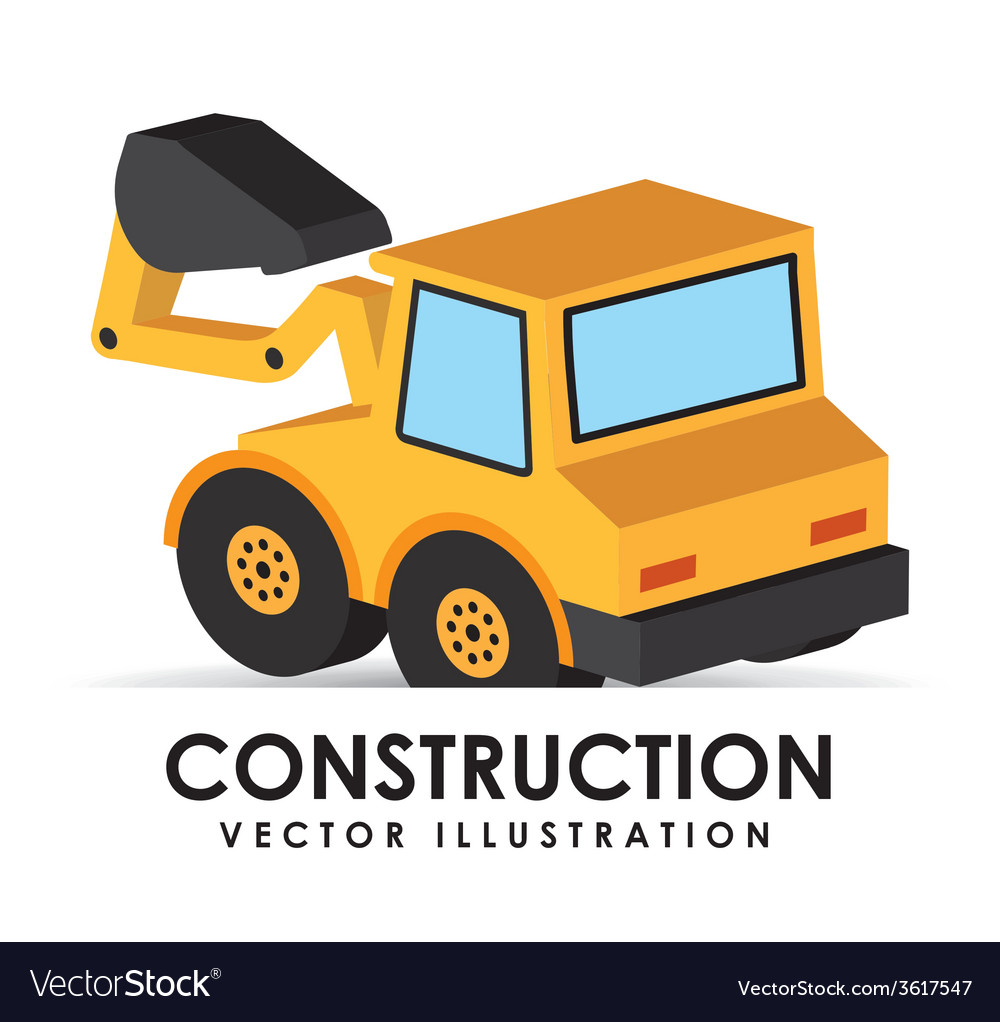 Construction icon vector | Price: 1 Credit (USD $1)