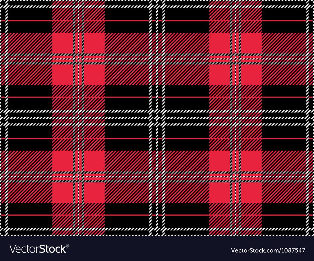 Seamless tartan pattern vector | Price: 1 Credit (USD $1)