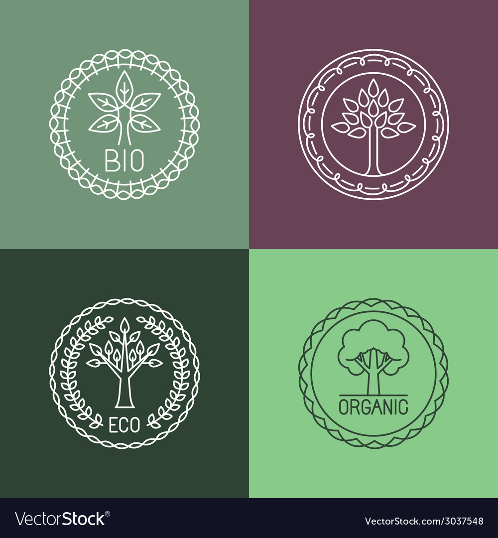 Tree logos vector | Price: 1 Credit (USD $1)