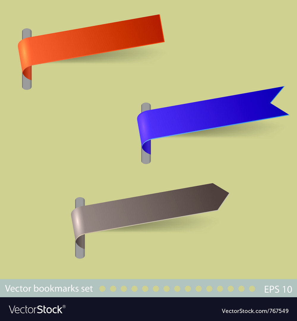 Arrow banners vector | Price: 1 Credit (USD $1)
