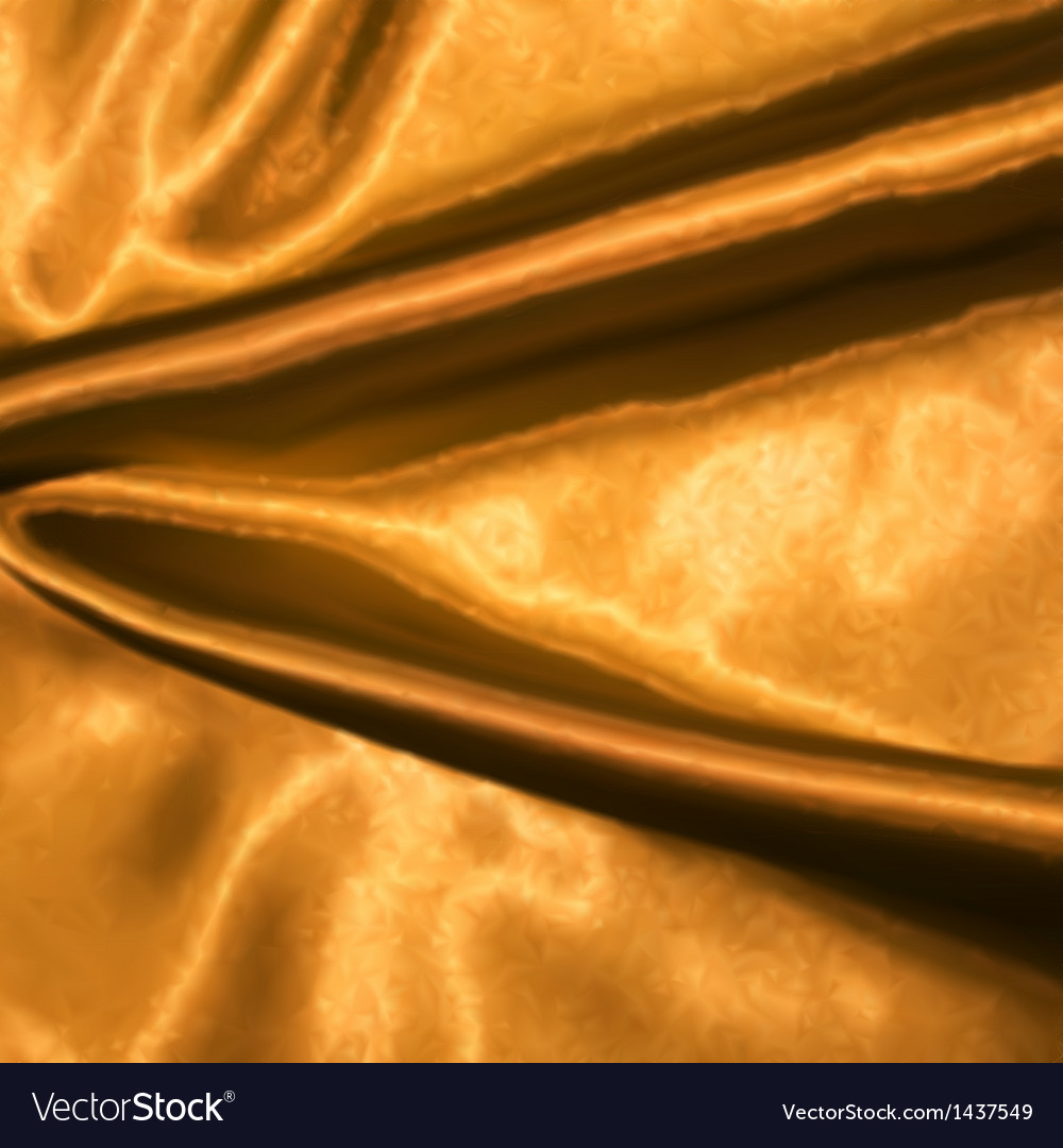 Golden satin texture vector | Price: 1 Credit (USD $1)