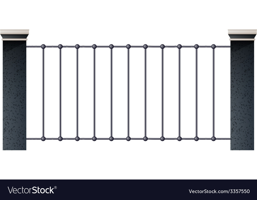 A fence vector | Price: 1 Credit (USD $1)