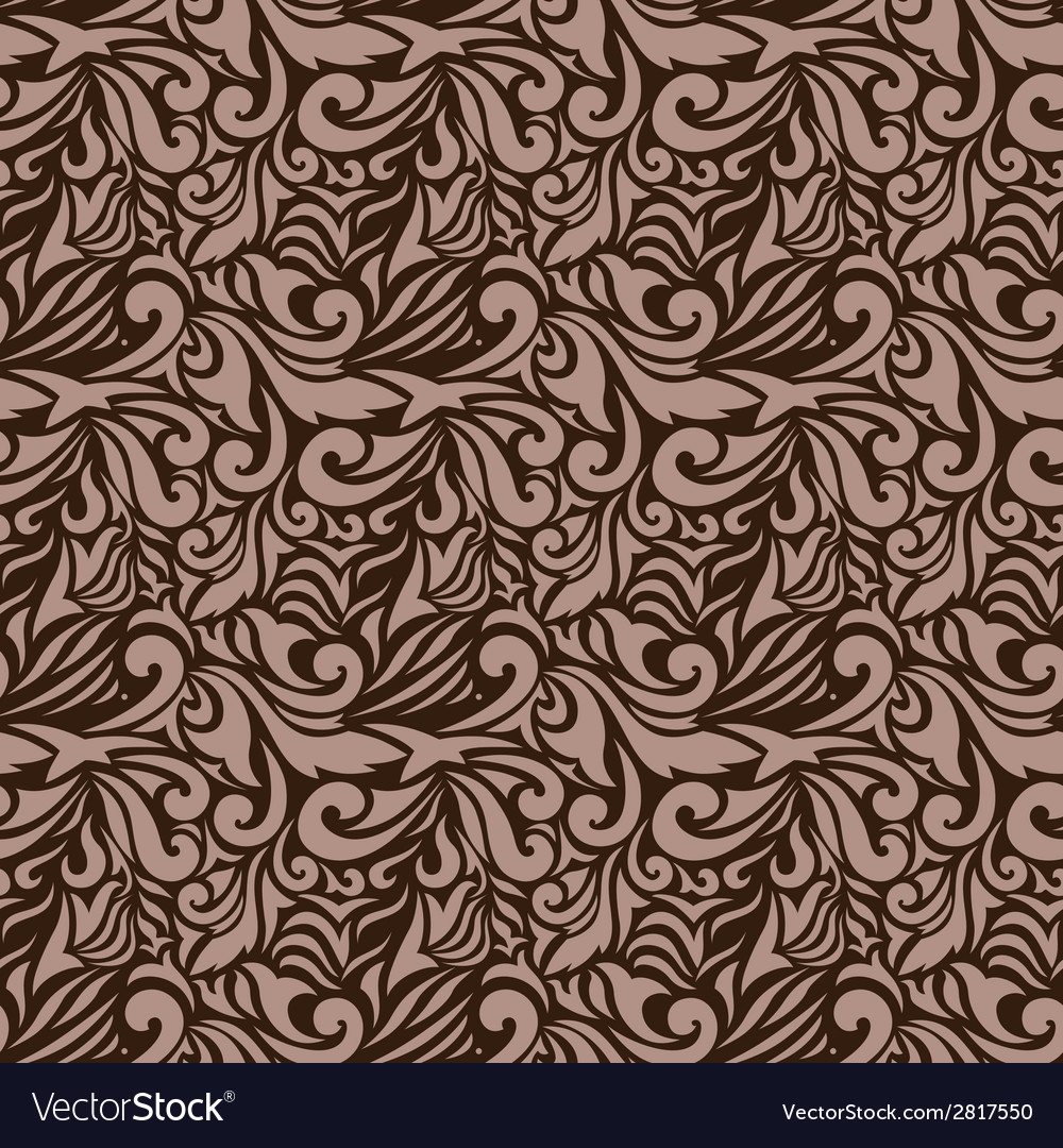 Vintage morocco pattern vector | Price: 1 Credit (USD $1)