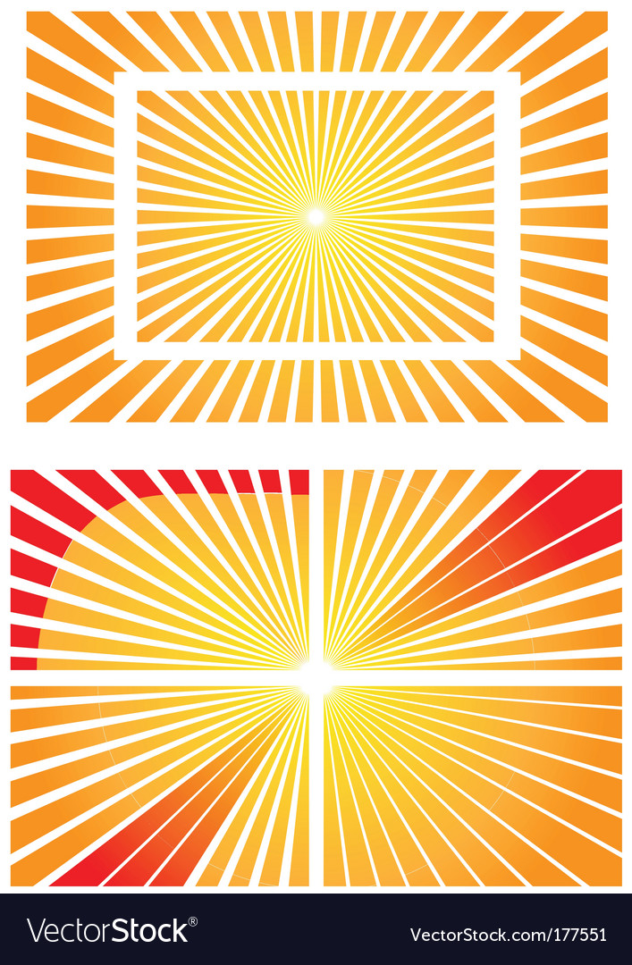 Beam frame background vector | Price: 1 Credit (USD $1)