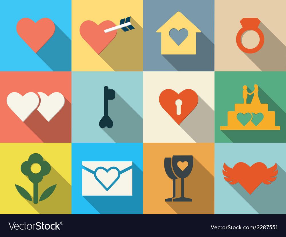 Iconloveset vector | Price: 1 Credit (USD $1)