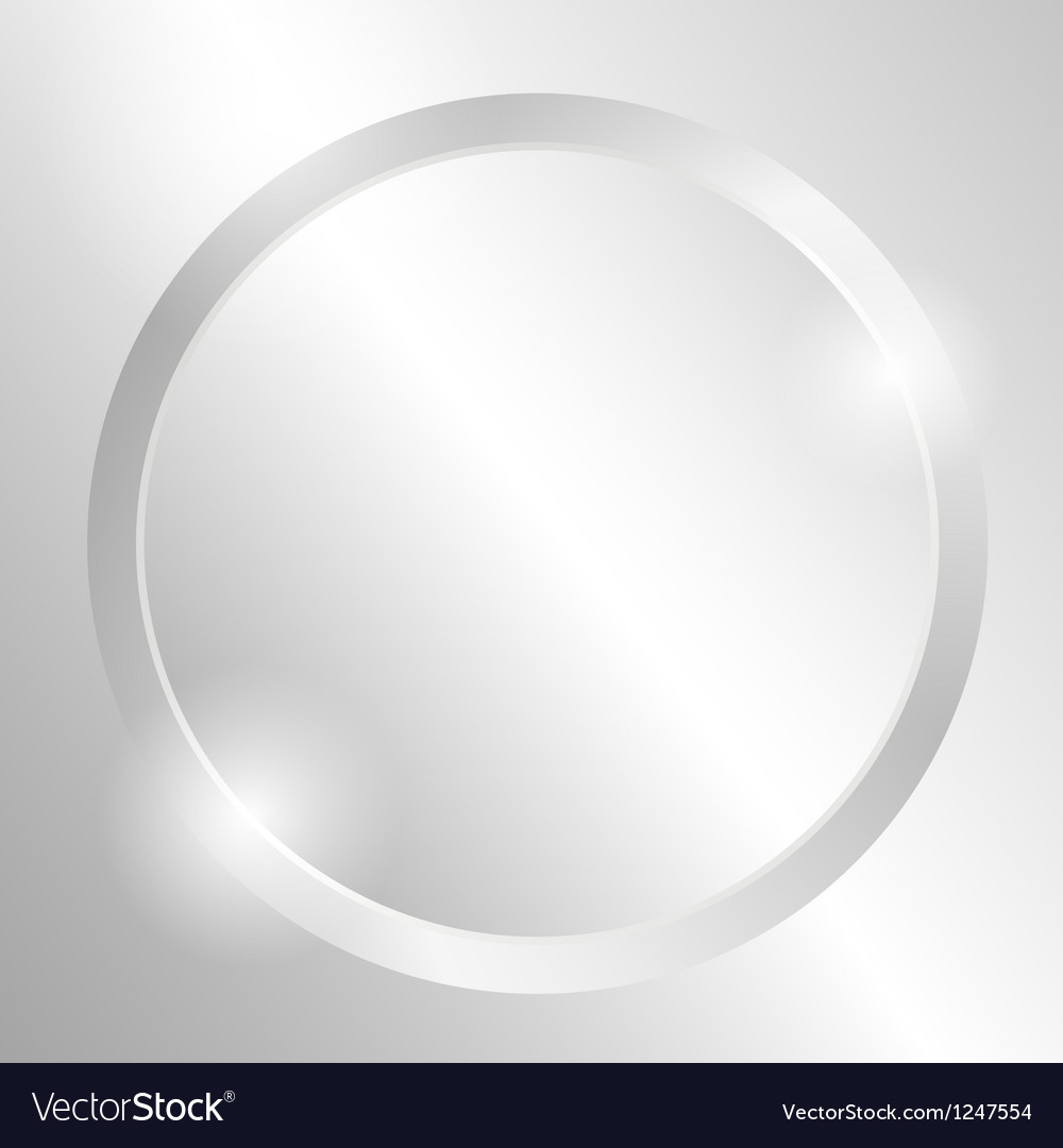 Metal background with circle vector | Price: 1 Credit (USD $1)