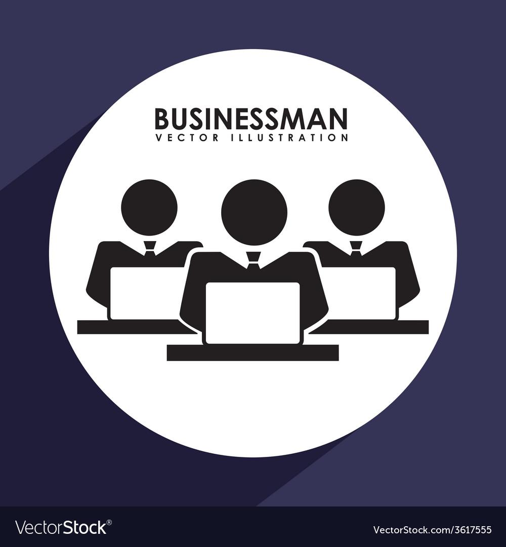 Businessman design vector   Price: 1 Credit (USD $1)