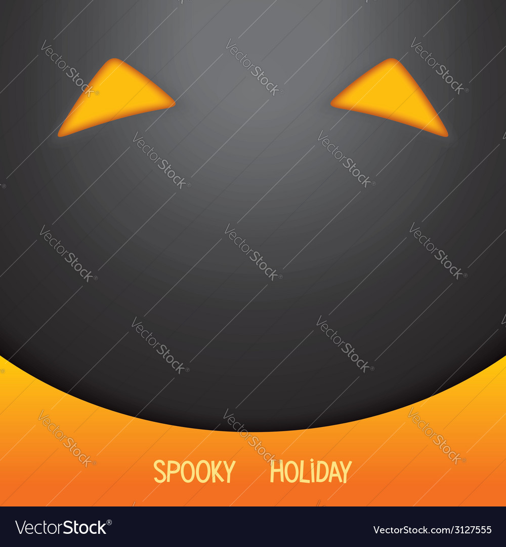 Halloween stylized background vector | Price: 1 Credit (USD $1)