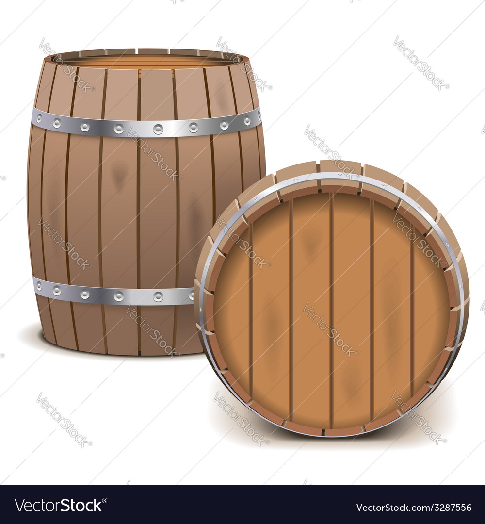 Barrels vector | Price: 3 Credit (USD $3)