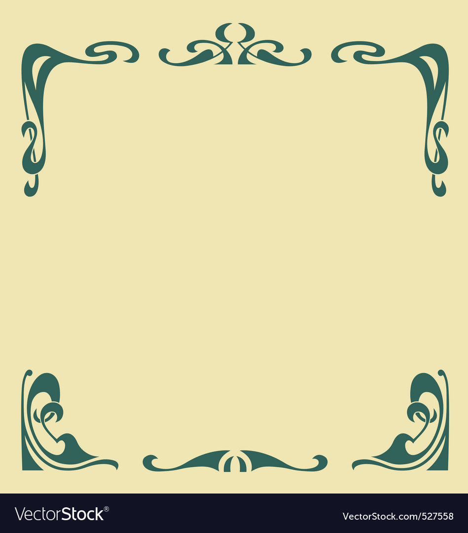 Secession frame vector | Price: 1 Credit (USD $1)