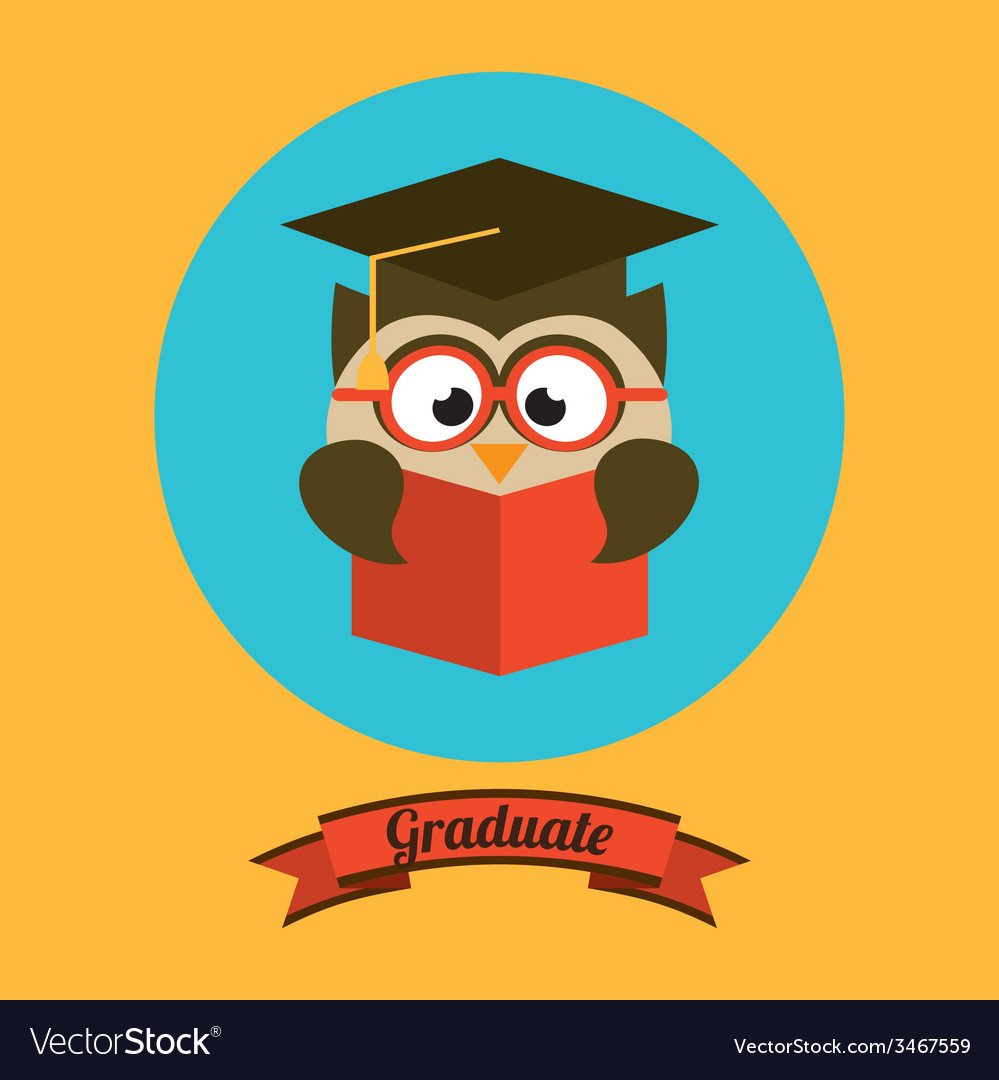 Graduation design vector   Price: 1 Credit (USD $1)