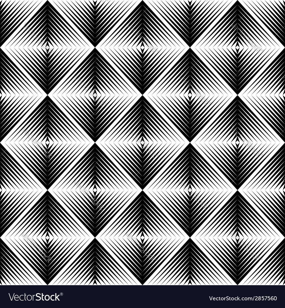 Design seamless square trellised pattern vector | Price: 1 Credit (USD $1)