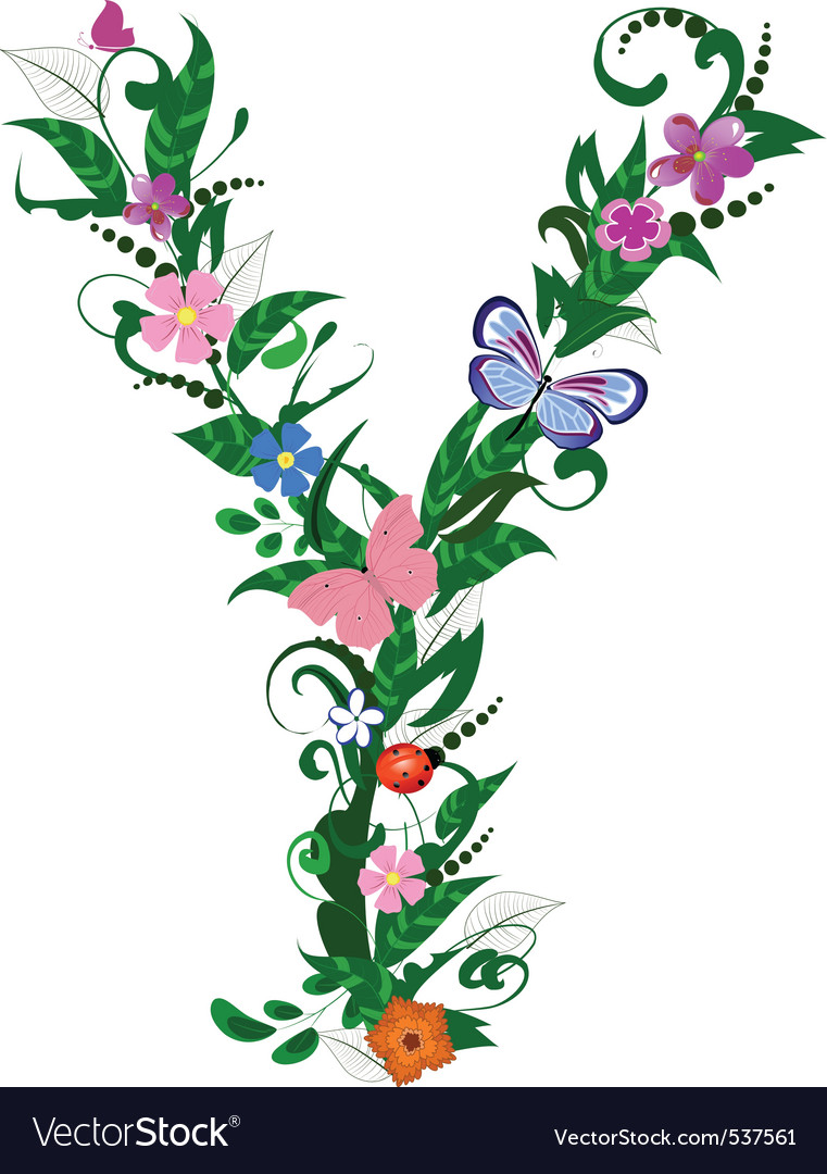 Cover letter flower vector   Price: 1 Credit (USD $1)