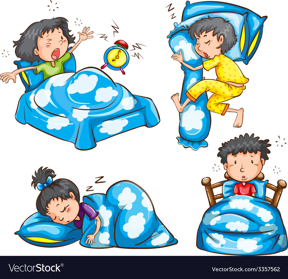 Different position and reaction of kids vector   Price: 3 Credit (USD $3)