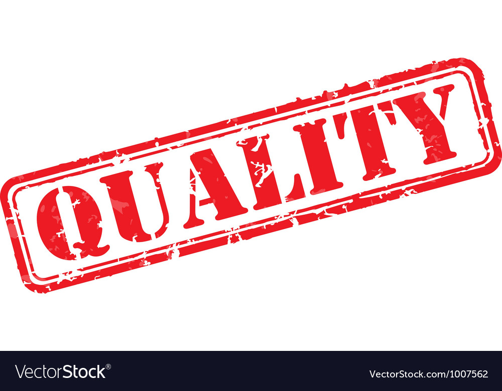 Quality rubber stamp vector   Price: 1 Credit (USD $1)
