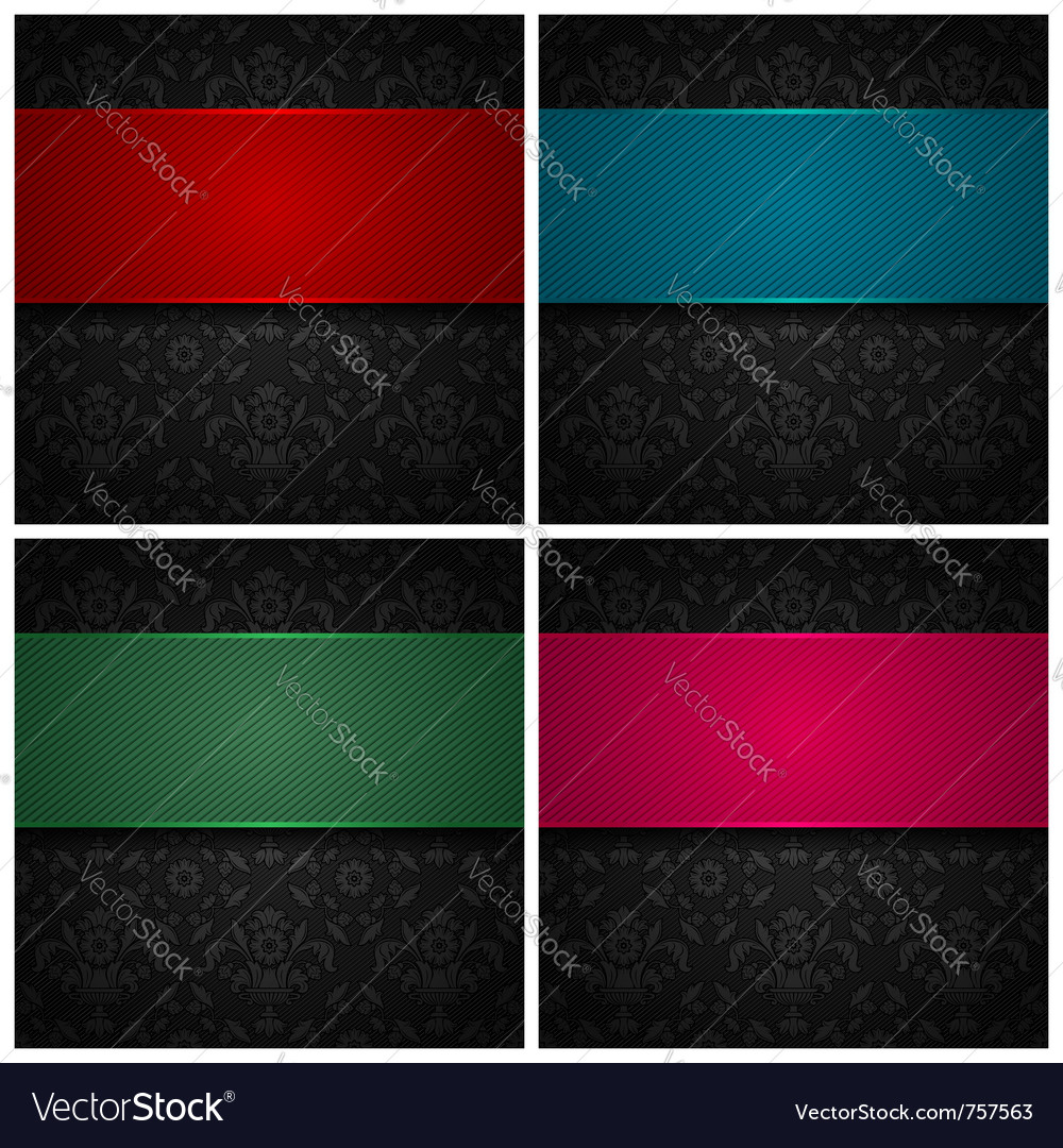 Ornament fabric texture vector | Price: 1 Credit (USD $1)