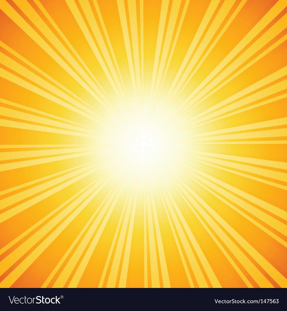 Sunburst backgrounds vector | Price: 1 Credit (USD $1)