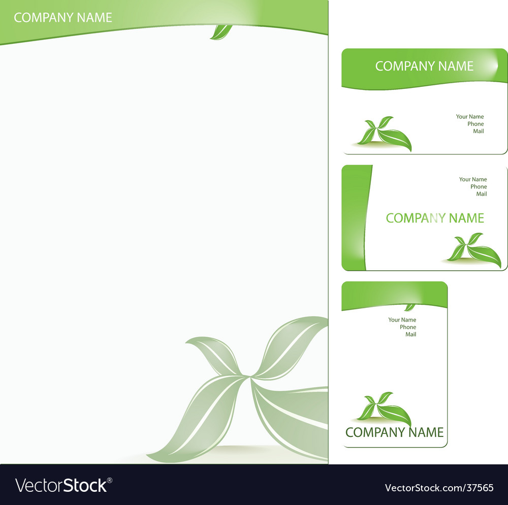 Business cards template vector | Price: 1 Credit (USD $1)