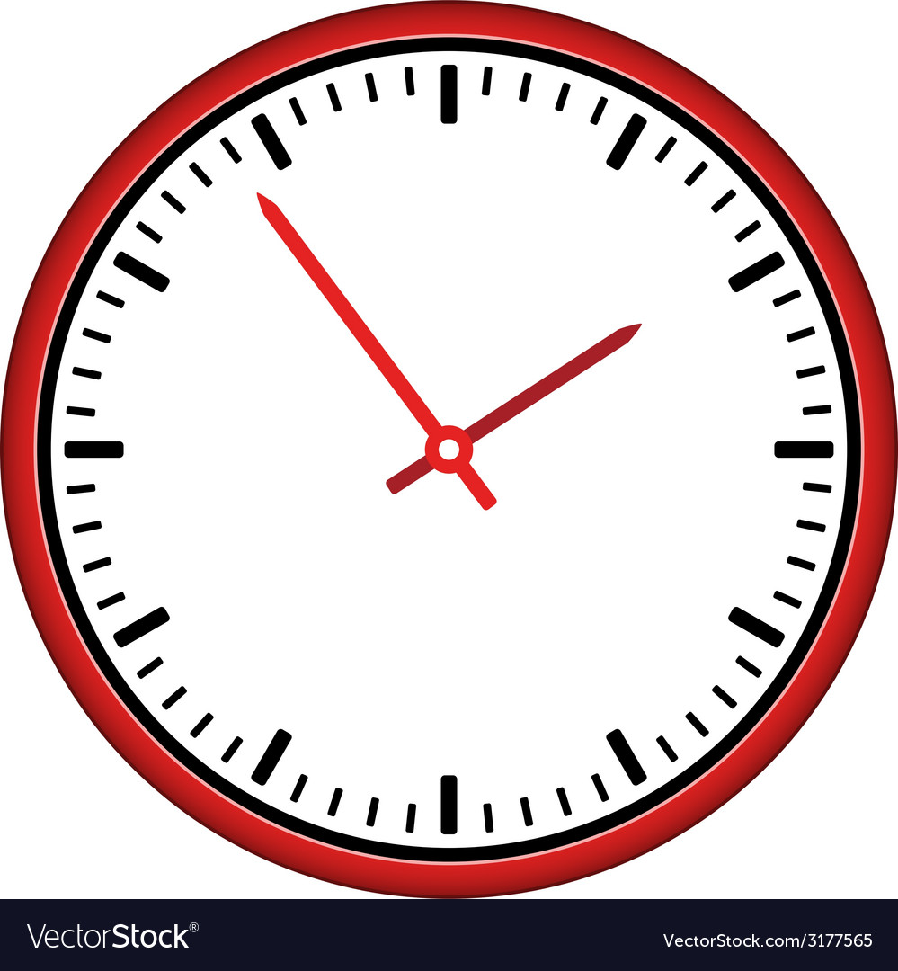 Clock face - easy change time vector   Price: 1 Credit (USD $1)