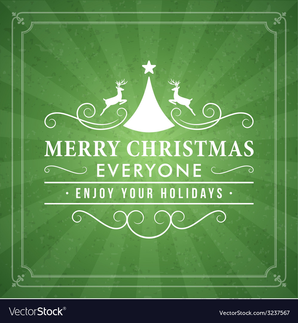 Christmas postcard ornament decoration background vector   Price: 1 Credit (USD $1)