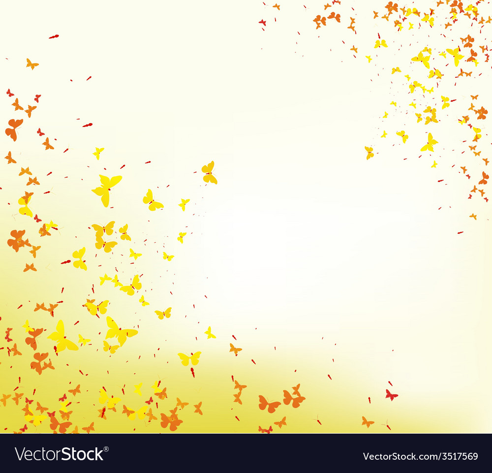 Colorful butterflies vector   Price: 1 Credit (USD $1)