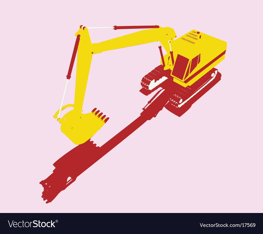 Utility vehicle front view vector | Price: 1 Credit (USD $1)