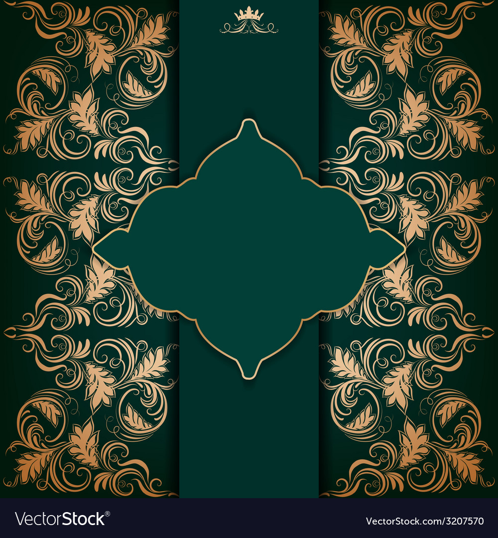 Elegant frame with filigree ornament vector   Price: 1 Credit (USD $1)