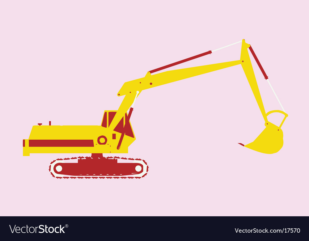 Utility vehicle side view vector | Price: 1 Credit (USD $1)