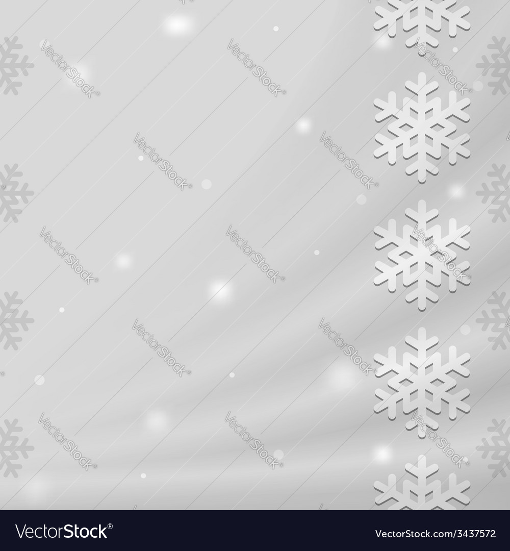 Abstract background the winter theme vector | Price: 1 Credit (USD $1)