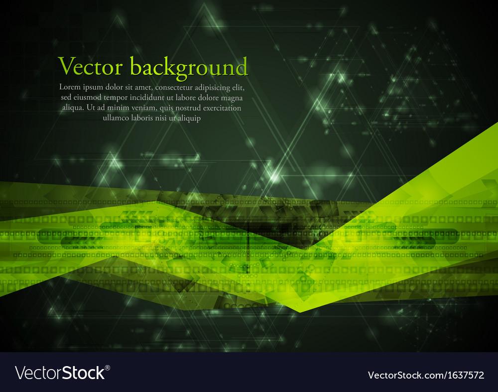 Abstract hi-tech vector | Price: 1 Credit (USD $1)