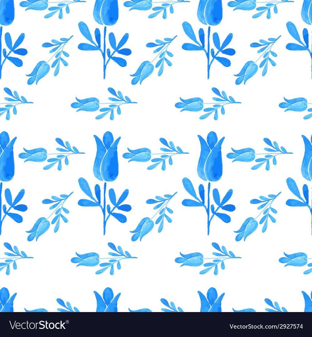 Seamless pattern in the russian style vector | Price: 1 Credit (USD $1)