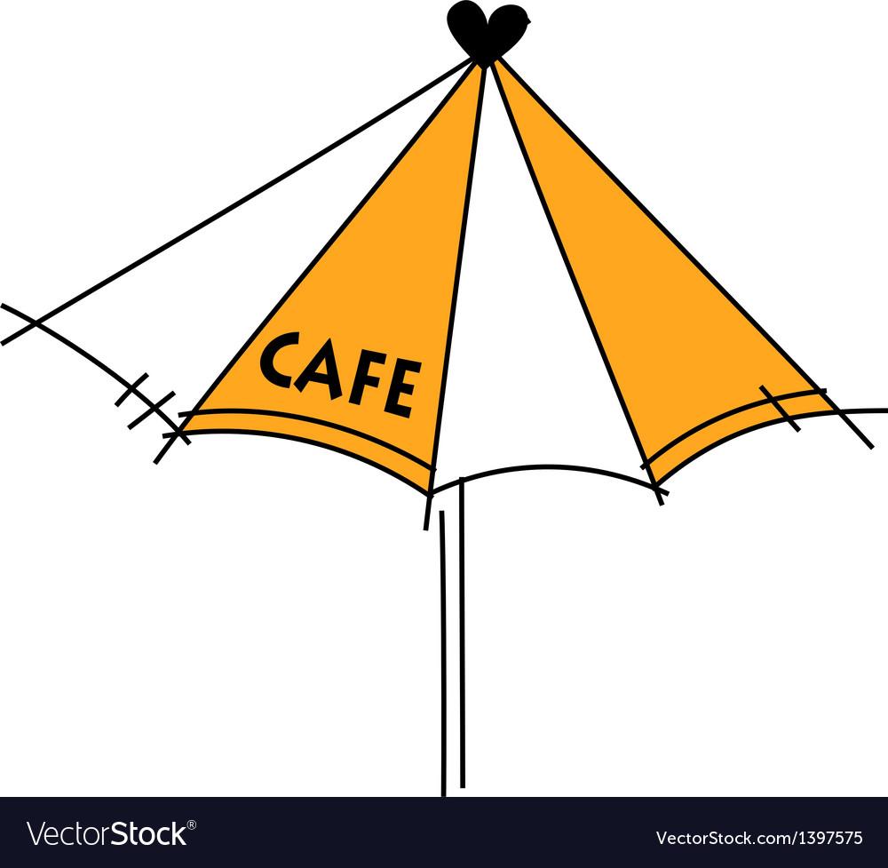 Icon parasol vector   Price: 1 Credit (USD $1)