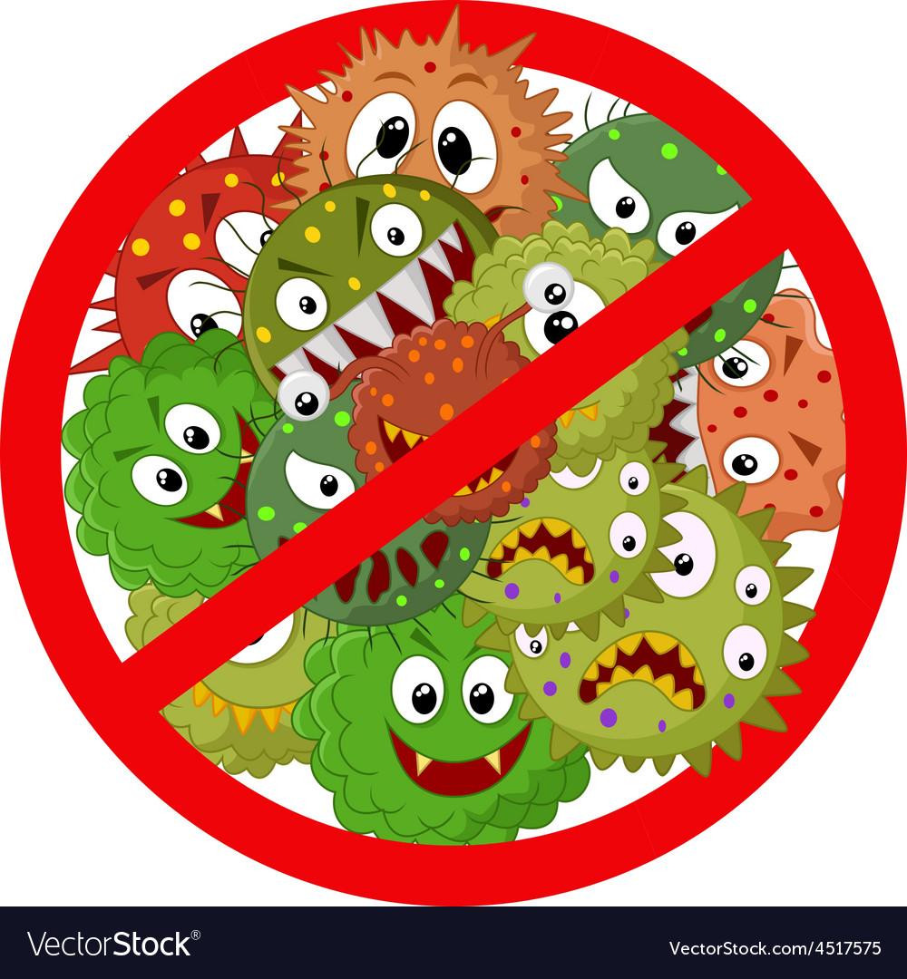 Stop virus vector   Price: 1 Credit (USD $1)