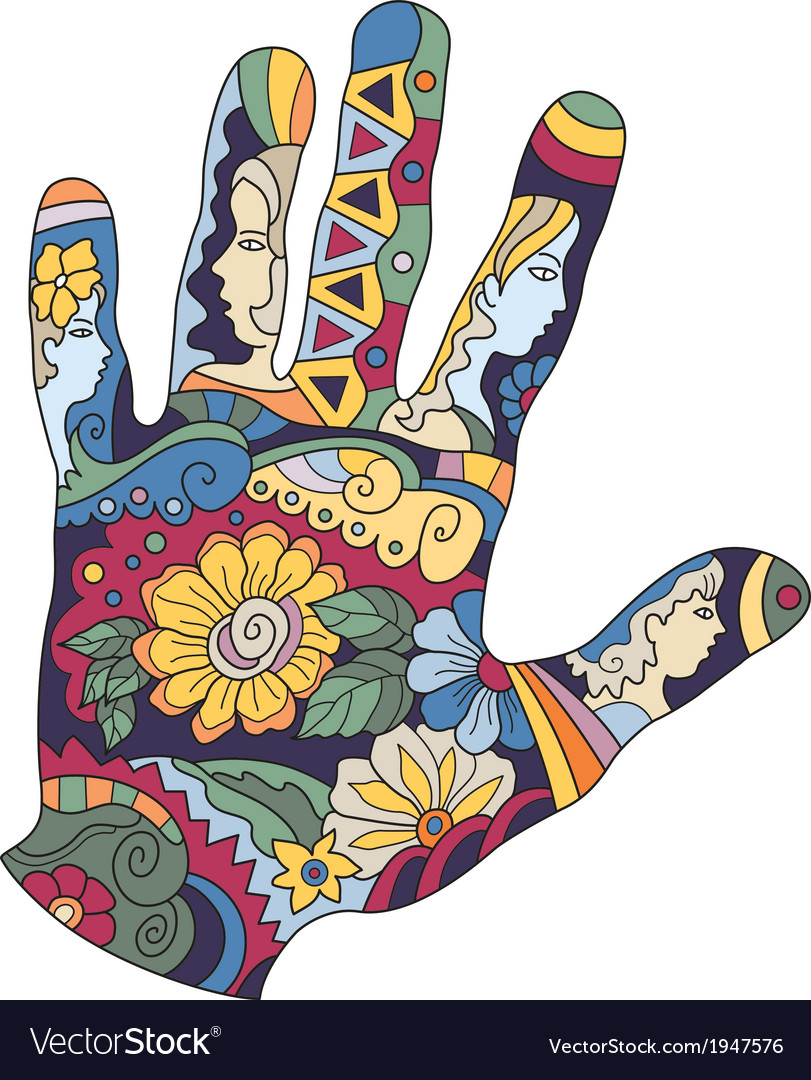 Hand2 vector | Price: 1 Credit (USD $1)