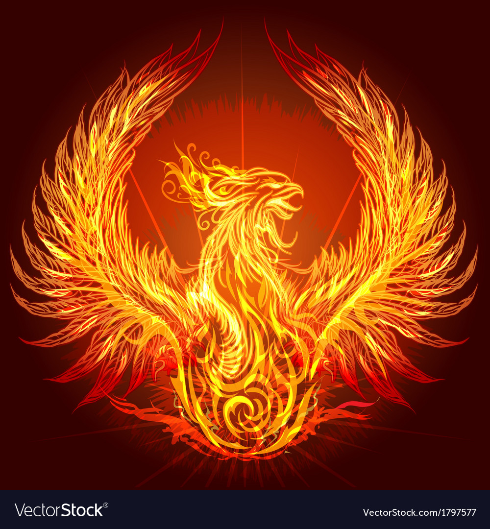 The phoenix vector | Price: 1 Credit (USD $1)