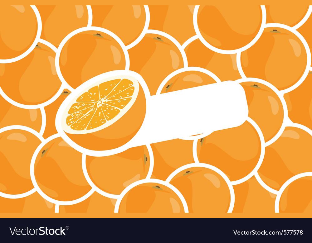 Oranges vector   Price: 1 Credit (USD $1)