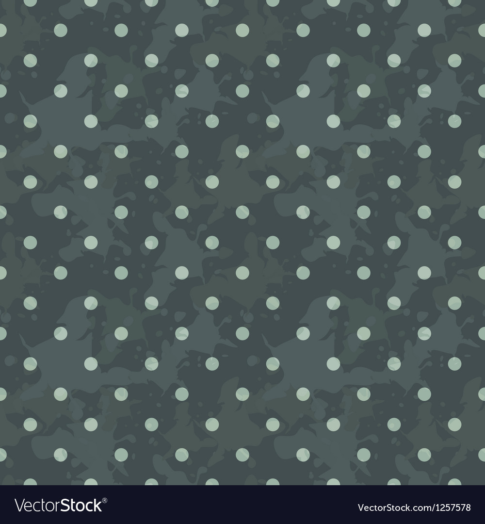 Polka dot vector | Price: 1 Credit (USD $1)