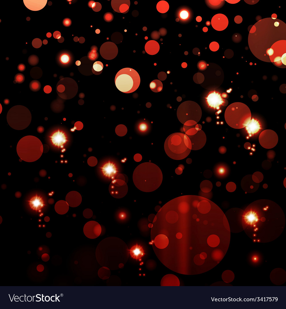 Abstract lights background vector | Price: 1 Credit (USD $1)