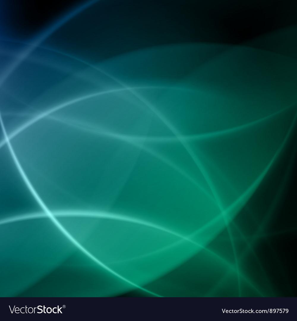 Twist light lines background vector | Price: 3 Credit (USD $3)