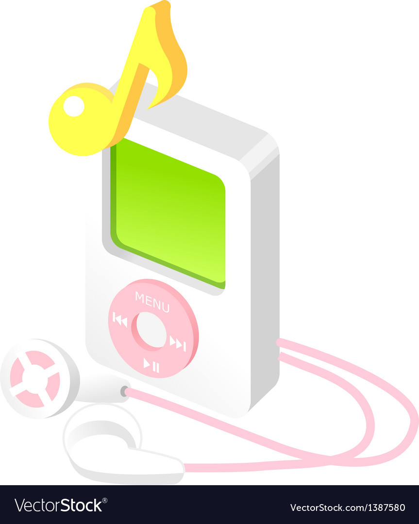 Icon mp3 vector | Price: 1 Credit (USD $1)