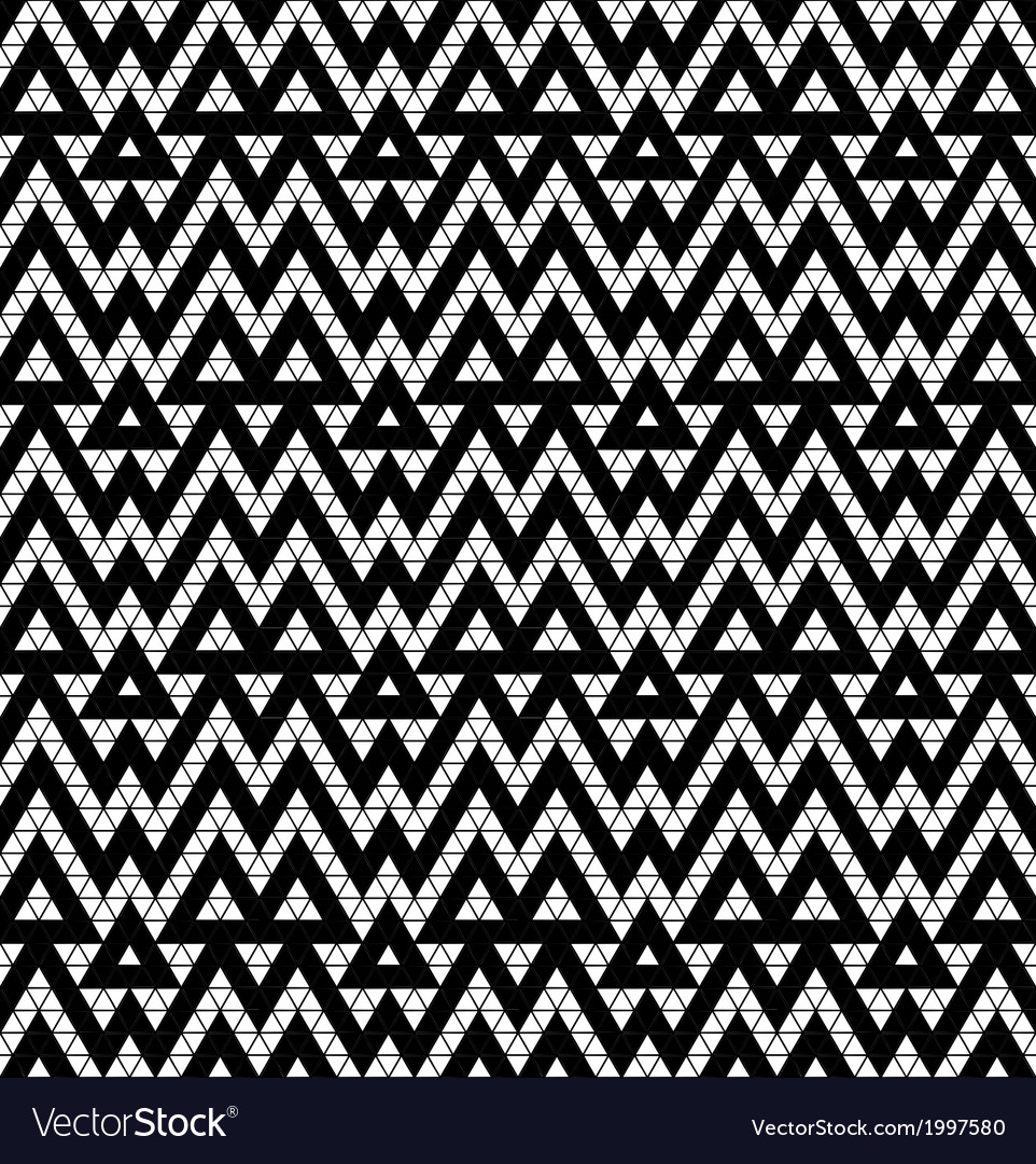 Tribal monochrome lace vector | Price: 1 Credit (USD $1)