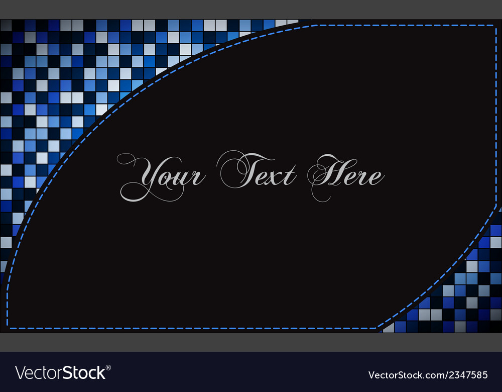 Abstract business card vector   Price: 1 Credit (USD $1)