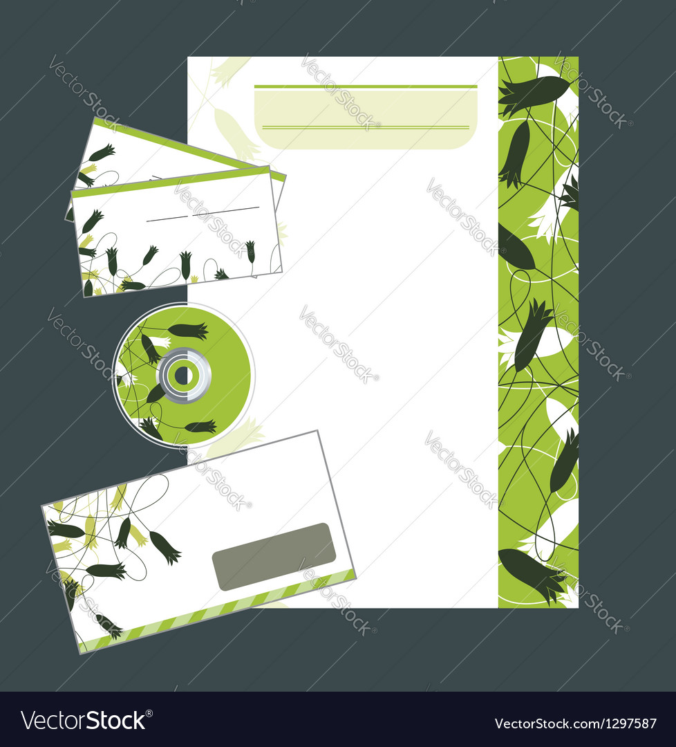 Company style for brandbook and guideline vector | Price: 1 Credit (USD $1)