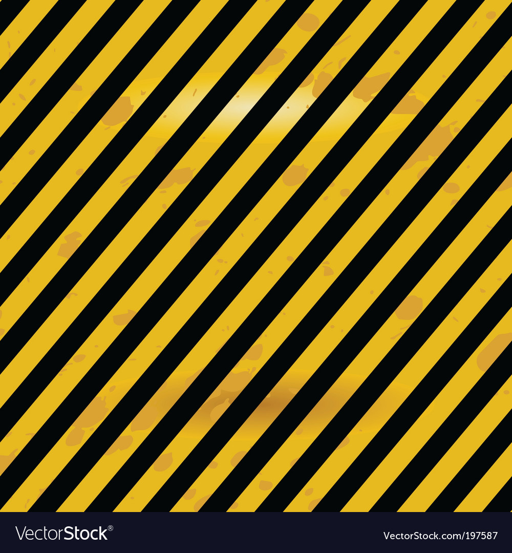 Industrial warning surface vector | Price: 1 Credit (USD $1)