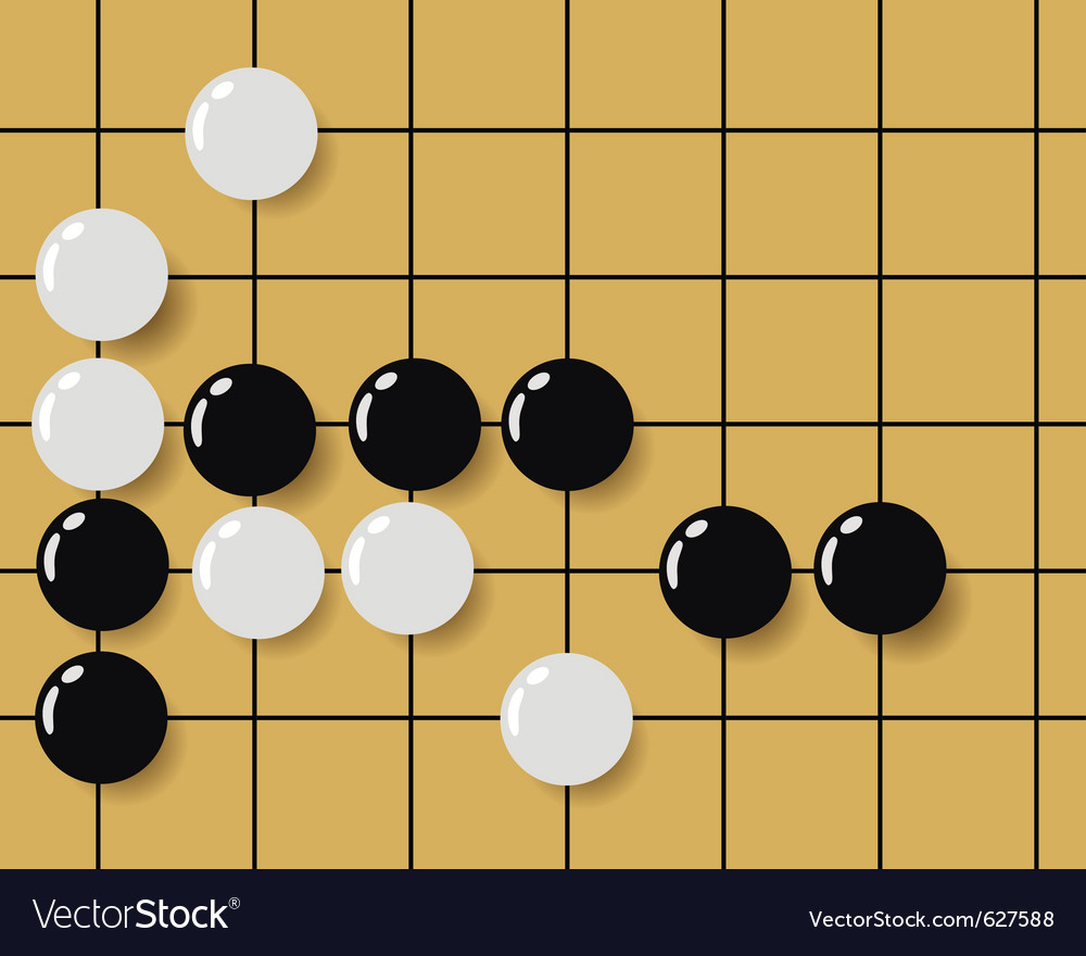 Ancient chinese game vector | Price: 1 Credit (USD $1)