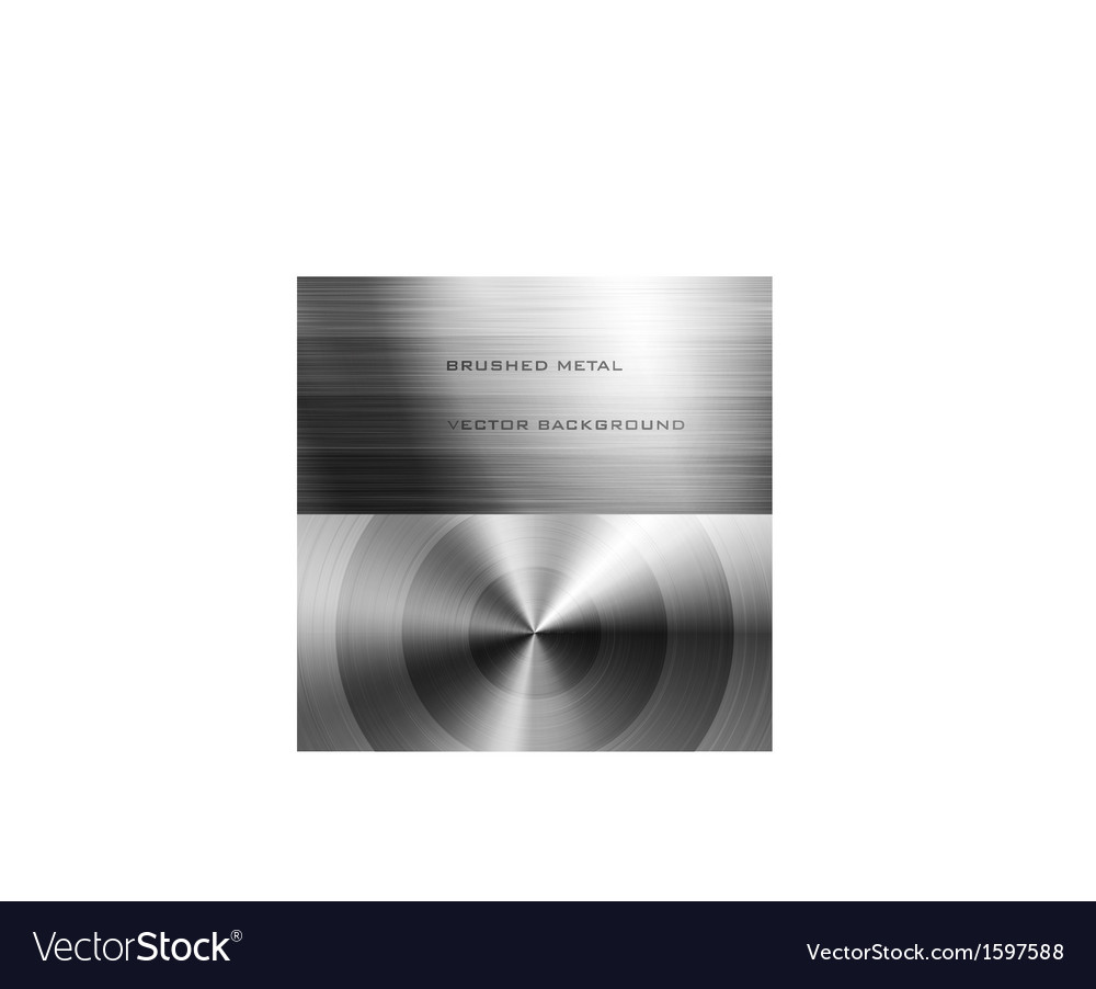 Brushed metal vector | Price: 1 Credit (USD $1)