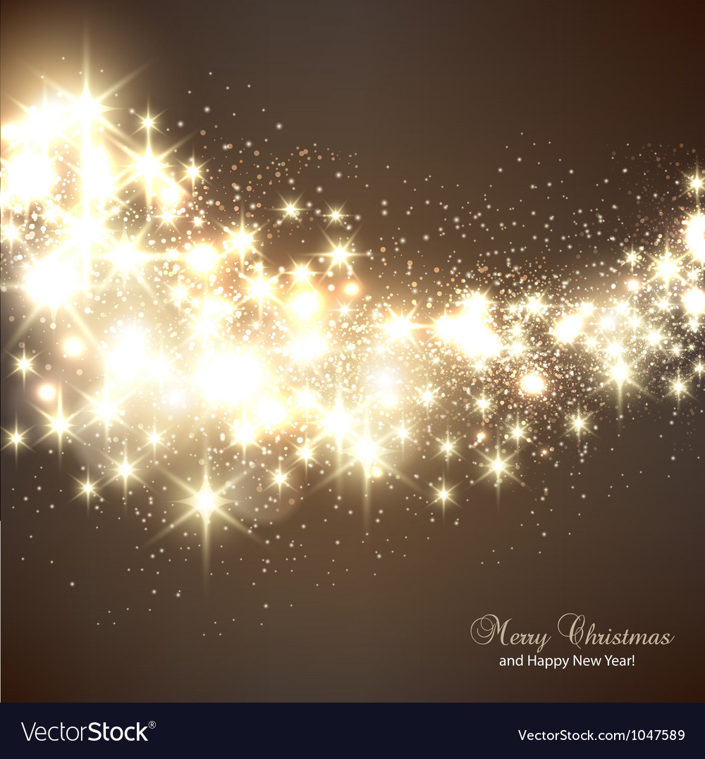 Christmas elegant snowflakes background vector | Price: 1 Credit (USD $1)