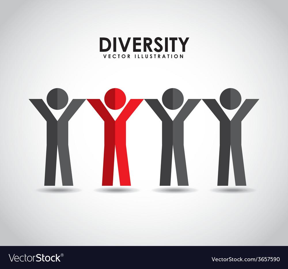 Diversity concept vector   Price: 1 Credit (USD $1)